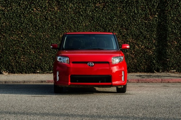 2015 Scion xB discontinued