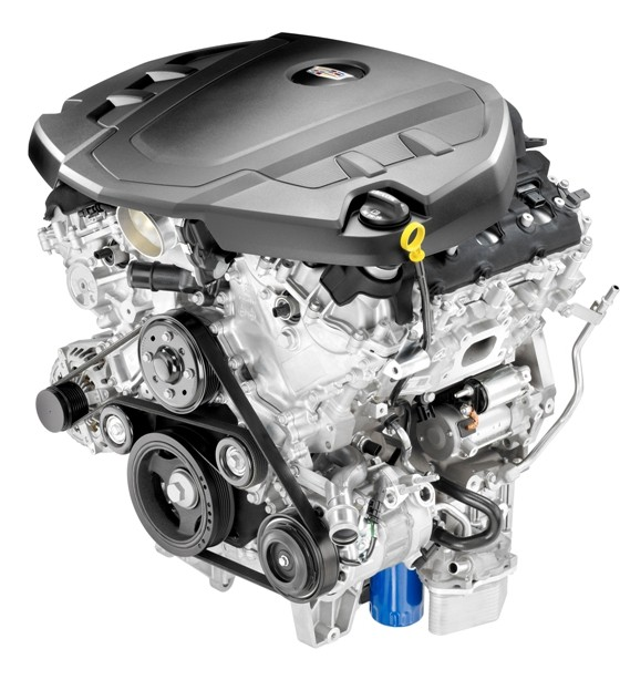 Cadillac's 3.6-Liter V6 Named One of Ward's 10 Best ...
