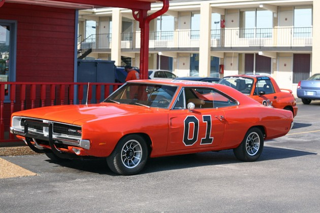 The General Lee Dodge Charger