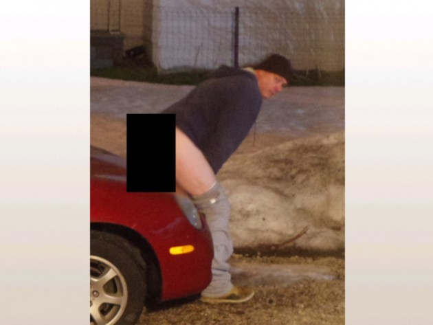 The Bowel Movement Bandit is an Akron man who poops on cars in Ohio