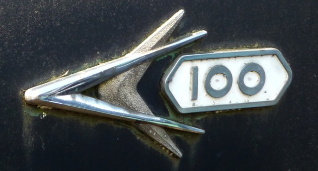Forward_Look_D100 Dodge badge emblem logo