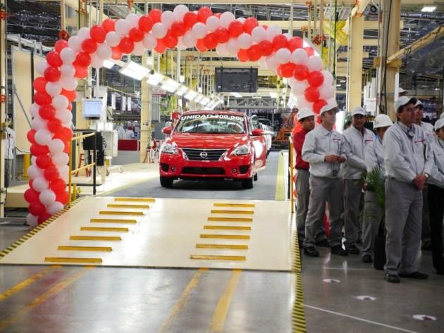 Nissan Mexico Aguascalientes