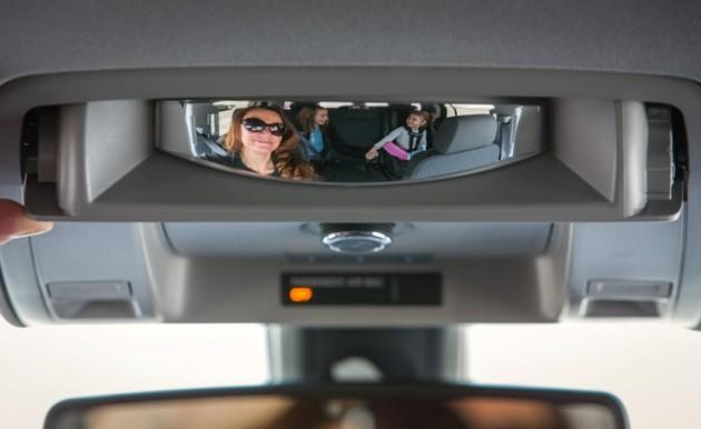 GMC Yukon Convenience Mirror
