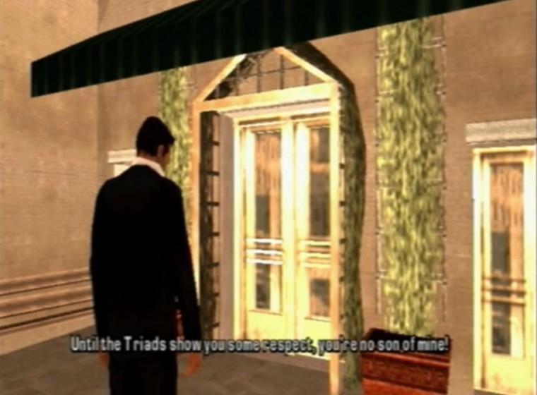 Grand Theft Auto Liberty Video Game Ma Cipriani