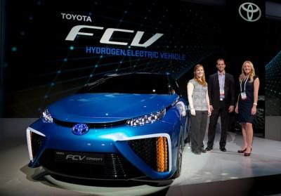 Toyota STEP Ahead awards