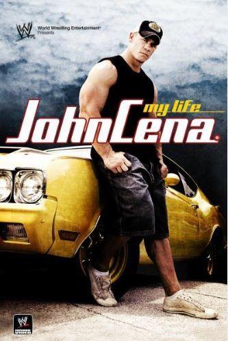 John Cena My Life Cover