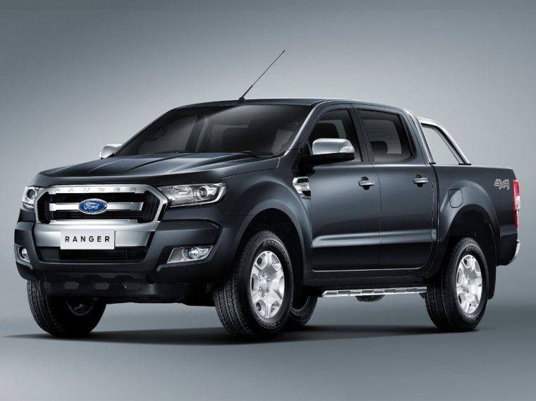 New Ford Ranger (2)