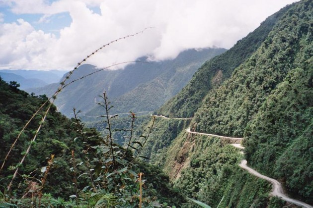 The 10 Most Dangerous Roads in the World