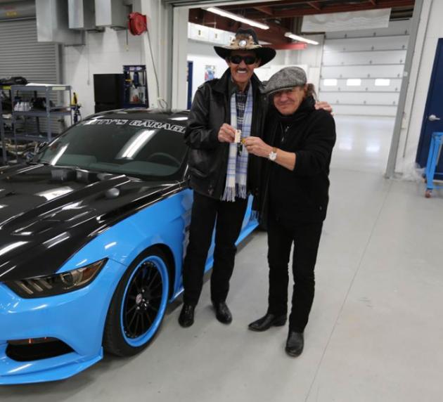 Petty's Garage Mustang GT Limited Run