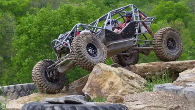 Rush Off-Road, Kentucky