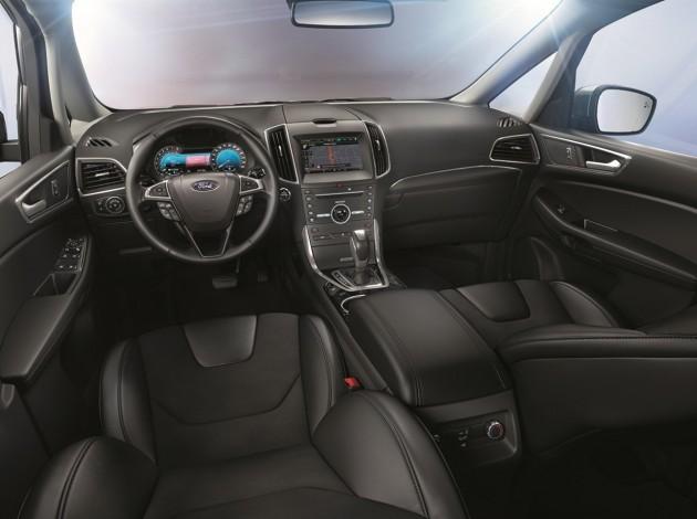 S-MAX Interior