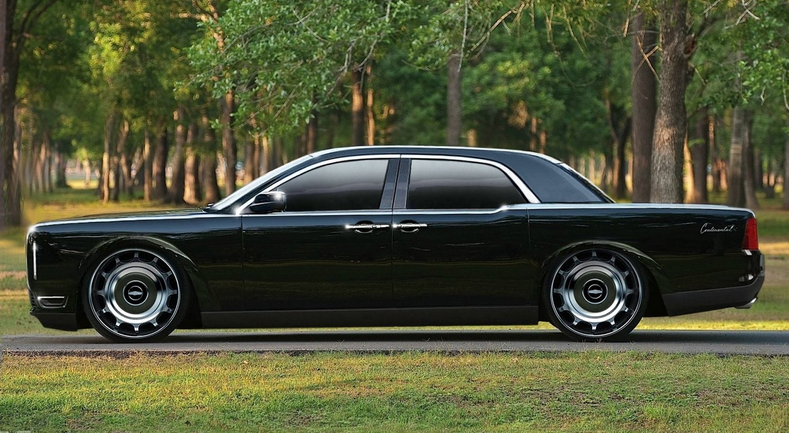 Lincoln Town Car 2016 >> Psa This Is Not The 2016 Lincoln Continental You Turkey
