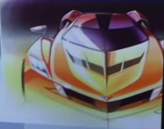 Corvette Zora maybe