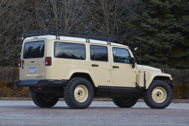 2015 Easter Jeep Safari Concepts | Jeep Wrangler Africa