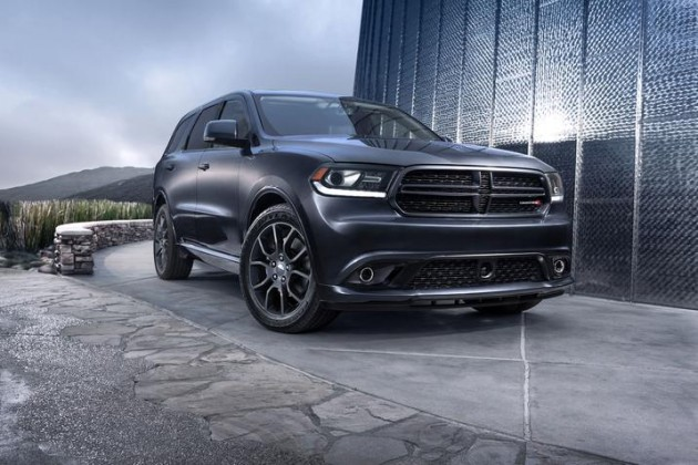 2015 Dodge Durango Efficiency