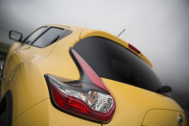 2015 Nissan Juke safety