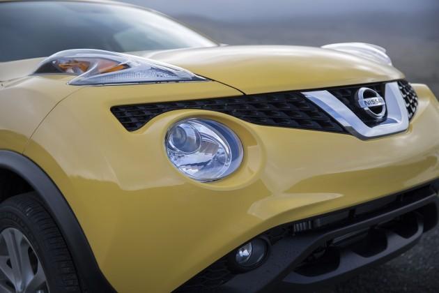 2015 Nissan Juke performance