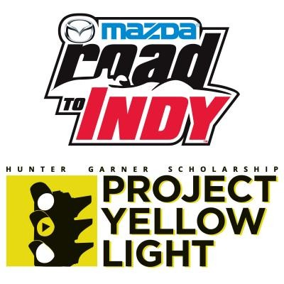 Mazda Road to Indy supports Project Yellow Light