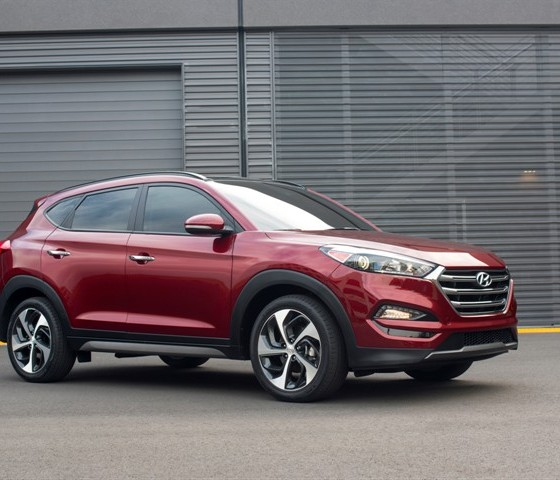 Hyundai Lineup 2015: [PHOTOS] US-Spec 2016 Hyundai Tucson Revealed At New York