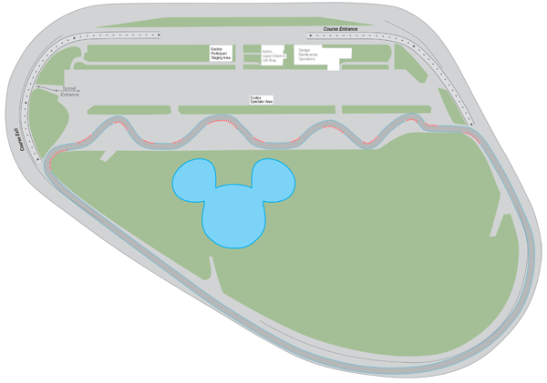 The Walt Disney World Speedway