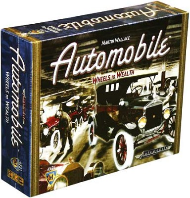 Automobile Wheels to Wealth Top Car-Themed Board Games
