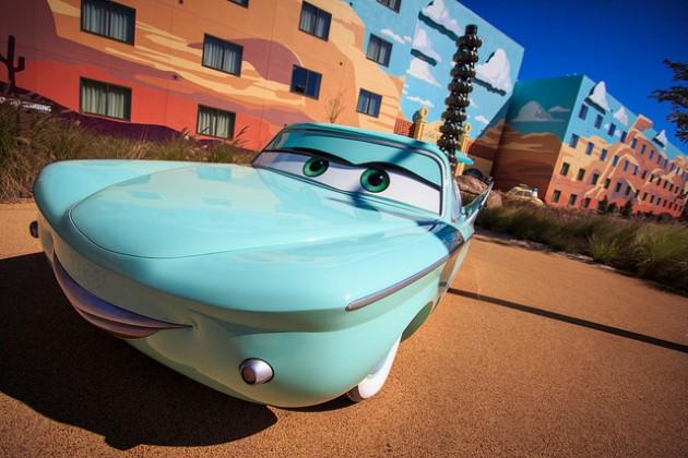 Cars Suites Disney World