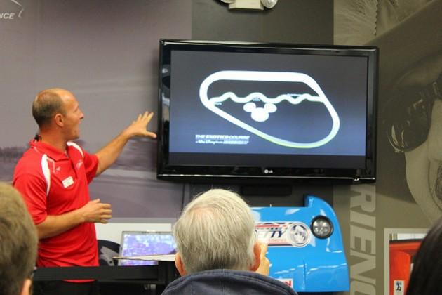 Disney Driving Experience Training