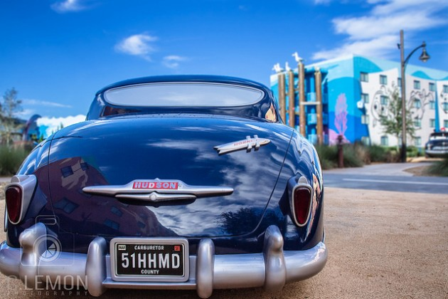 Disney World Cars  Hotel