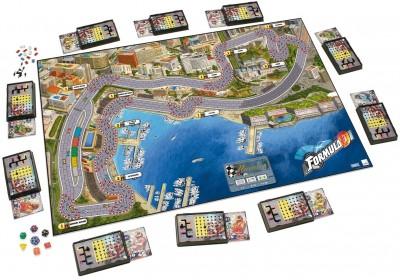Formula D (b) Top Car-Themed Board Games