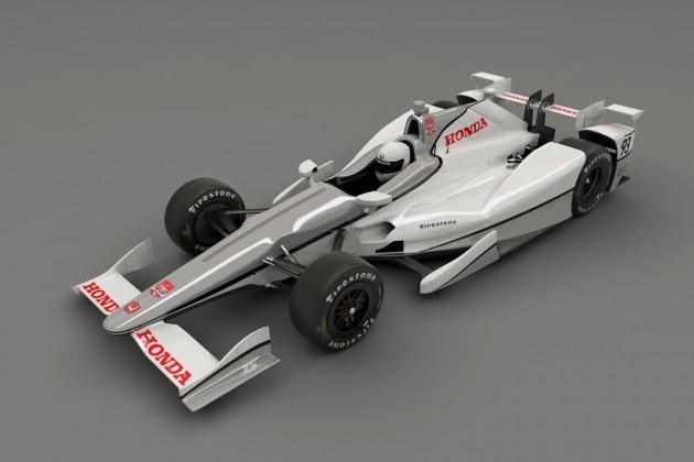 2015 Honda IndyCar Super Speedway Aero Kit
