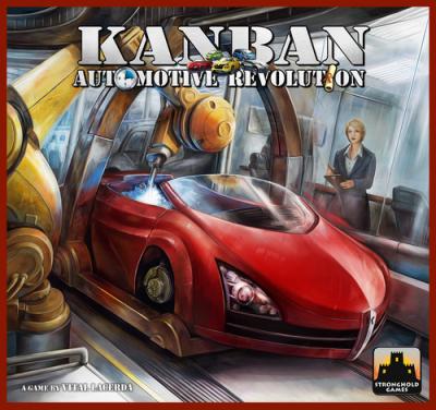 Kanban Top Car-Themed Board Games