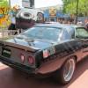 Letty 1970 Plymouth Barracuda Cuda black Fast and Furious 7 movie film car rear