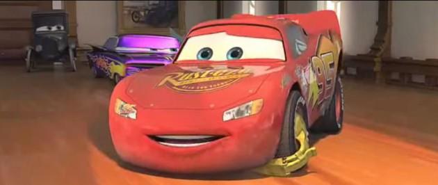 Cartoon Cars - Lightning McQueen