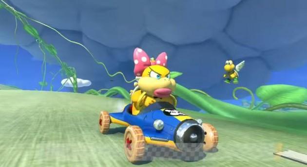 5 Karts from Mario Kart 8 That We Wish Were Real: Mach 8