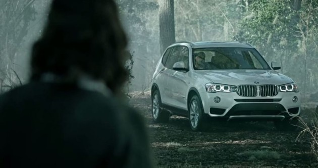 Mental Health Activists Overreact to BMW Connected Drive Ad for 2015 BMW X3 xDrive