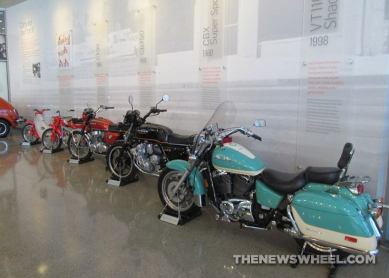 Motorcycles-at-Honda-Heritage-Center