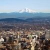 Navigating the US Getting Around in Portland Oregon city Mt Hood