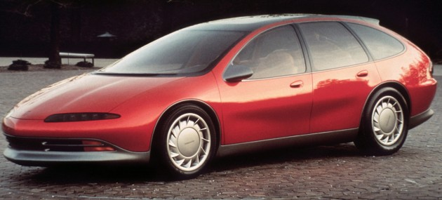 Oldsmobile Expression Concept 3