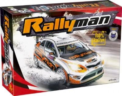 Rallyman Top Car-Themed Board Games