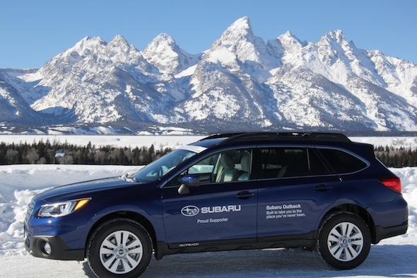 Subaru Helps Celebrate National Park Service Centennial | Subaru Outback