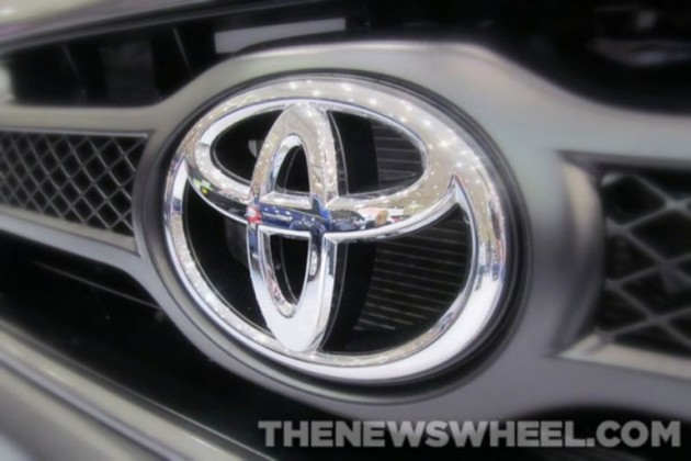 Secret Messages in the Toyota Logo Analysis silver emblem