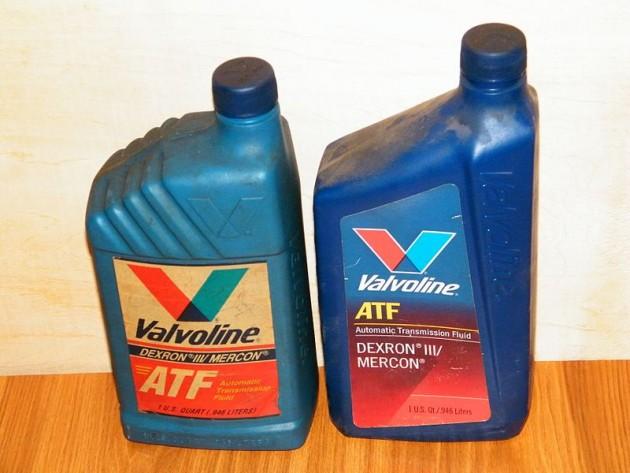 Different Kinds of Vehicle Fluids: transmission fluid