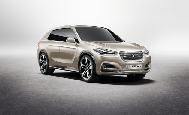 Zinoro-Concept-Next-SUV debut at Shanghai Auto 2015