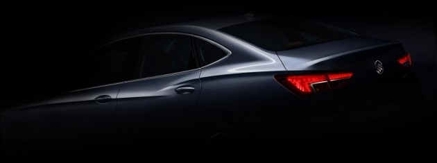 Buick Verano / Wei Lang Teaser Image