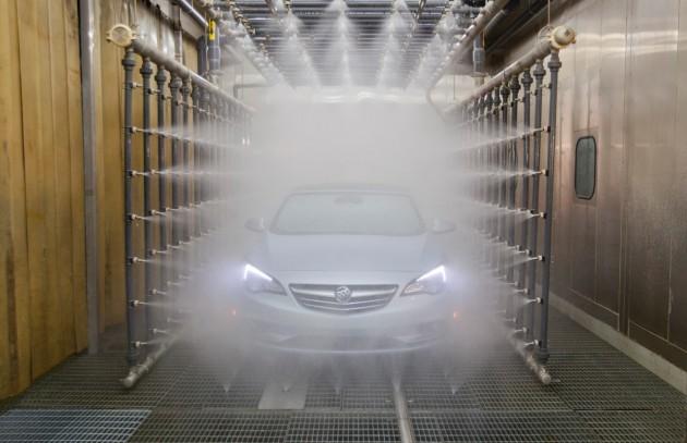 Buick Cascada Water Testing