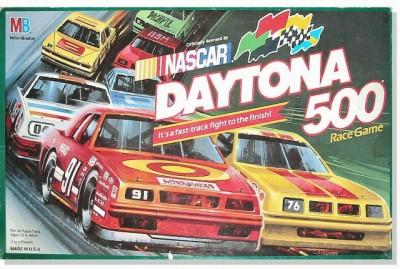 daytona 500 Top Car-Themed Board Games