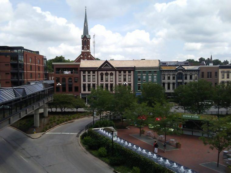 lexington kentucky downtown