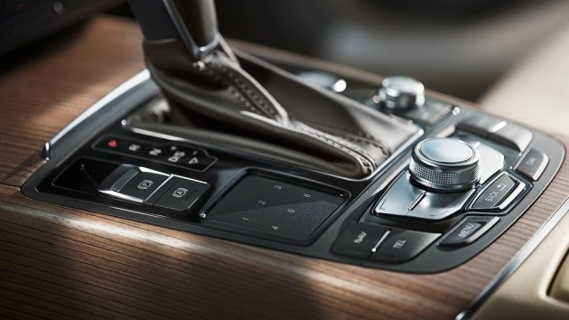 2016 Audi A6 interior