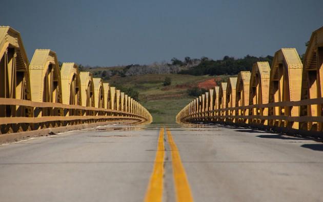 oklahoma city road