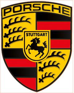 Porsche Logo Emblem Badge Origins Meaning Crest